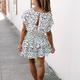 Tiered Smocked Dress