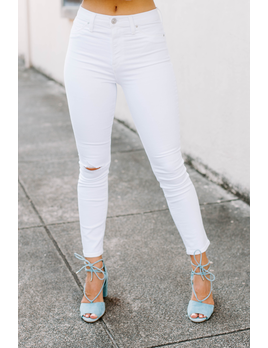 Hudson Holly High Rise Skinny Crop Jean