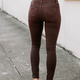 Hudson Barbara High Rise Jean in Bark