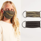 Z Supply Kids Camo Reusable Face Mask - 2 Pack
