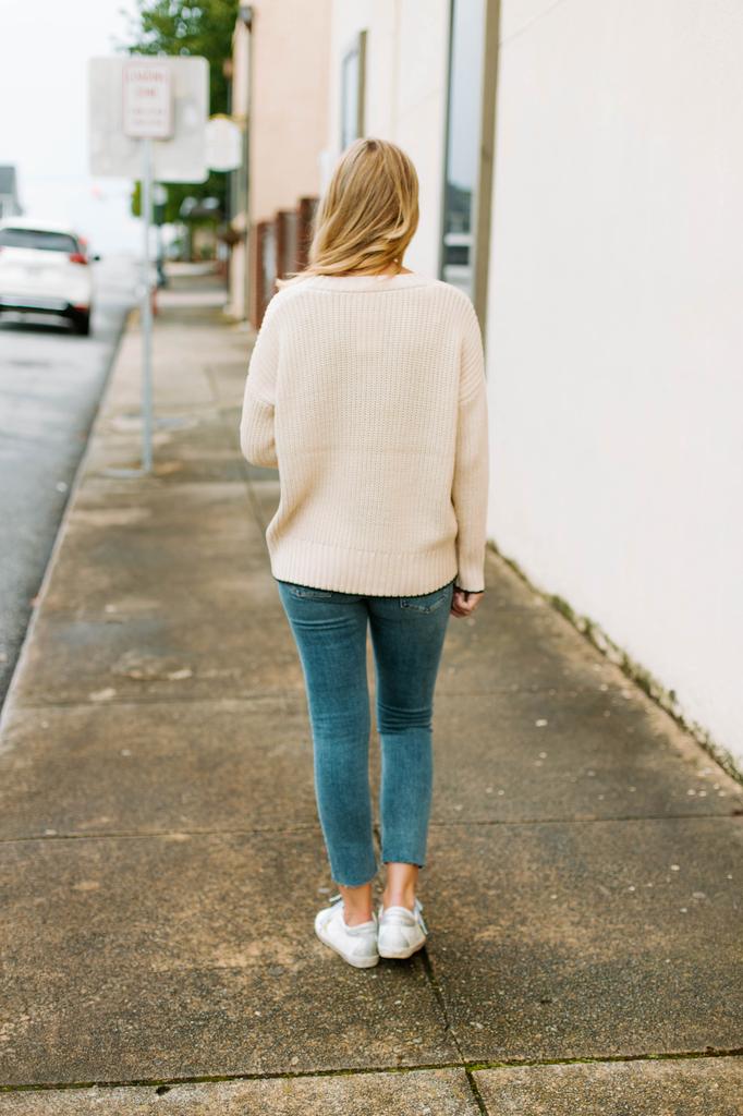 Bond Street Sweater