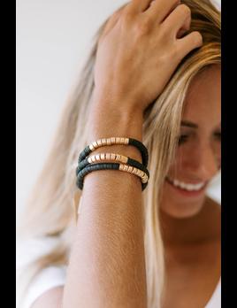 Rubber Bead Bracelet