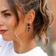 Thread 3 Star Earrings