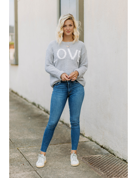 Plush Love Pullover Sweater