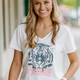 Tiger Muse Vintage Graphic Tee