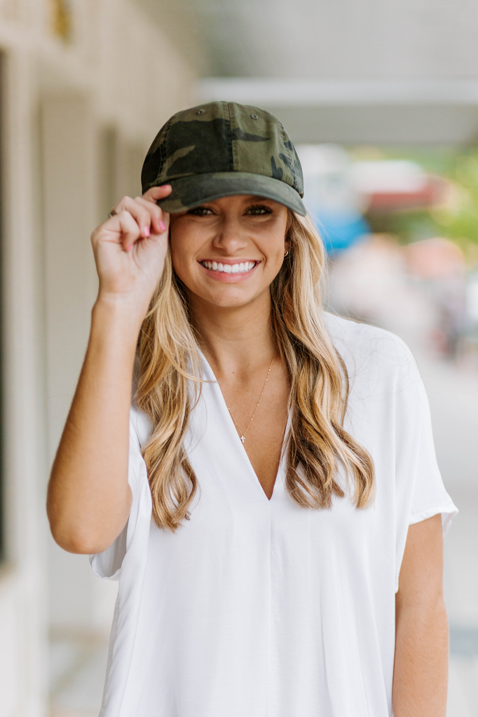 Z Supply Camo Hat