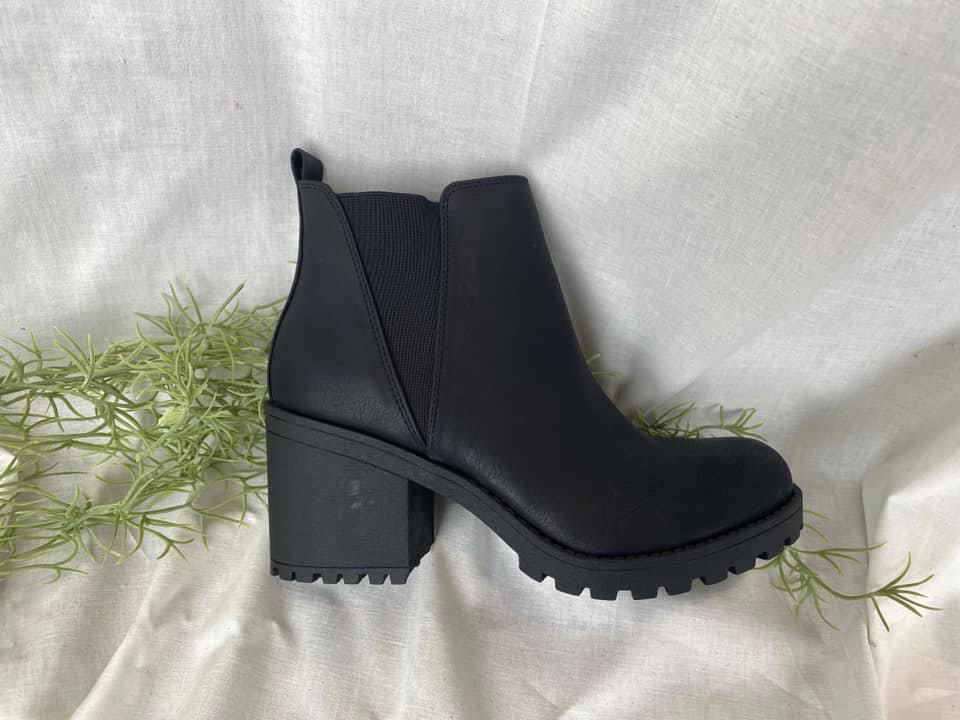 Chinese Laundry Lisbon High Ankle Booties