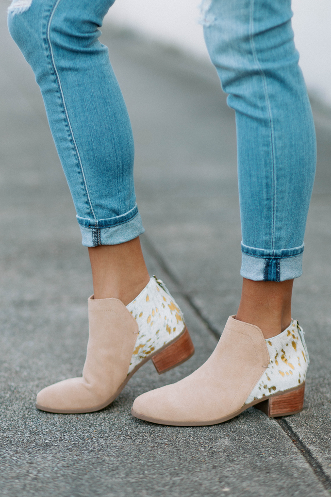 Poppy Ankle Boots