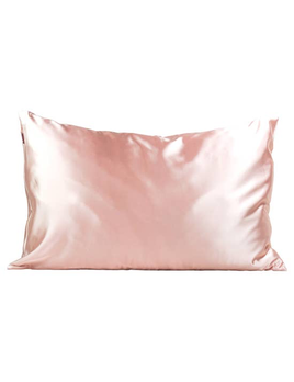 Solid Satin Pillowcase