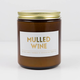 Mulled Wine Holiday Candle