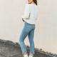 Z Supply Amelia Mini Bolt Pullover Top