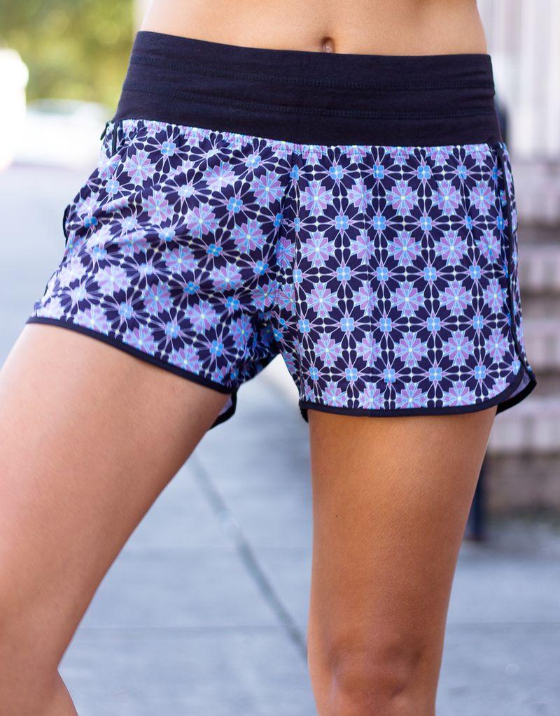"2cd947598a2f1 Challenge 3"" Shorts - Print - Blake And Brady"