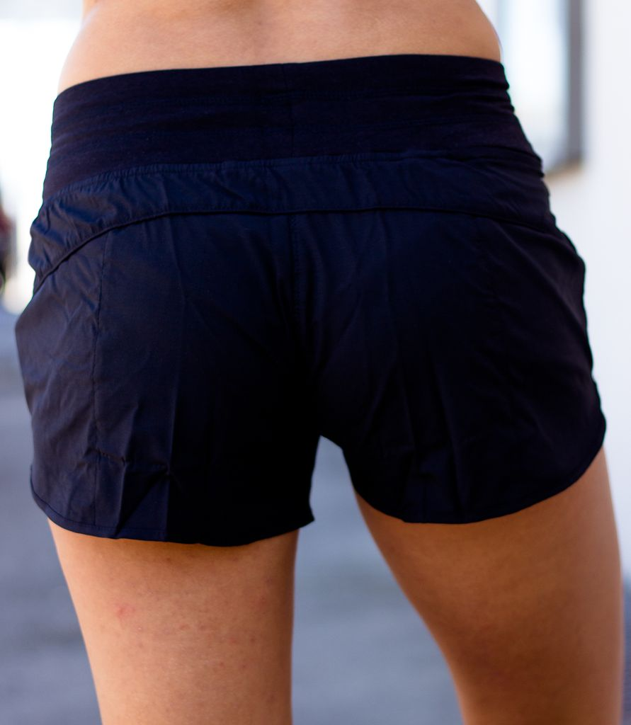 "Tasc Performance, Inc Challenge 3"" Shorts - Solid"