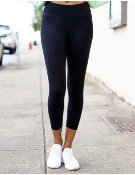 NOLA Crop Legging - Solid