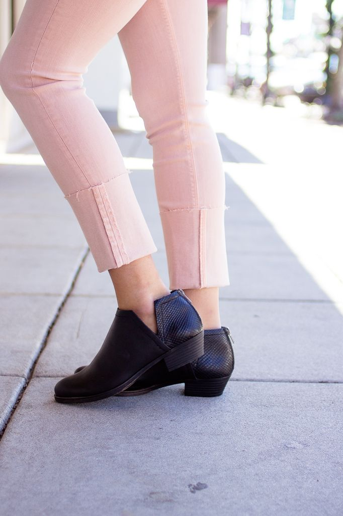 Tessa Ankle Boots