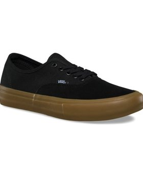 Vans Vans Authentic Pro Black/Gum Shoes