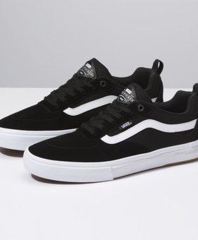 Vans Vans Kyle Walker Pro Black/White Shoes
