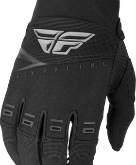 Fly Racing 2019 Fly Racing F-16 Adult Black Gloves