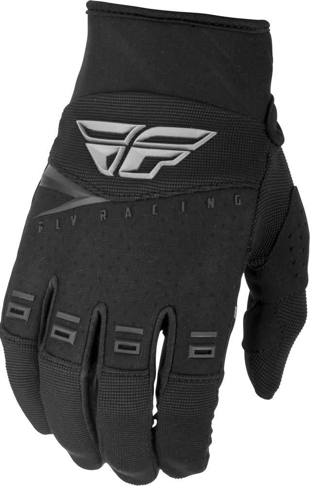 Fly Racing 2019 Fly Racing F-16 Youth Black Gloves