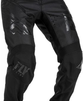 Fly Racing 2019 Fly Racing Kinetic Shield Adult Black Pants