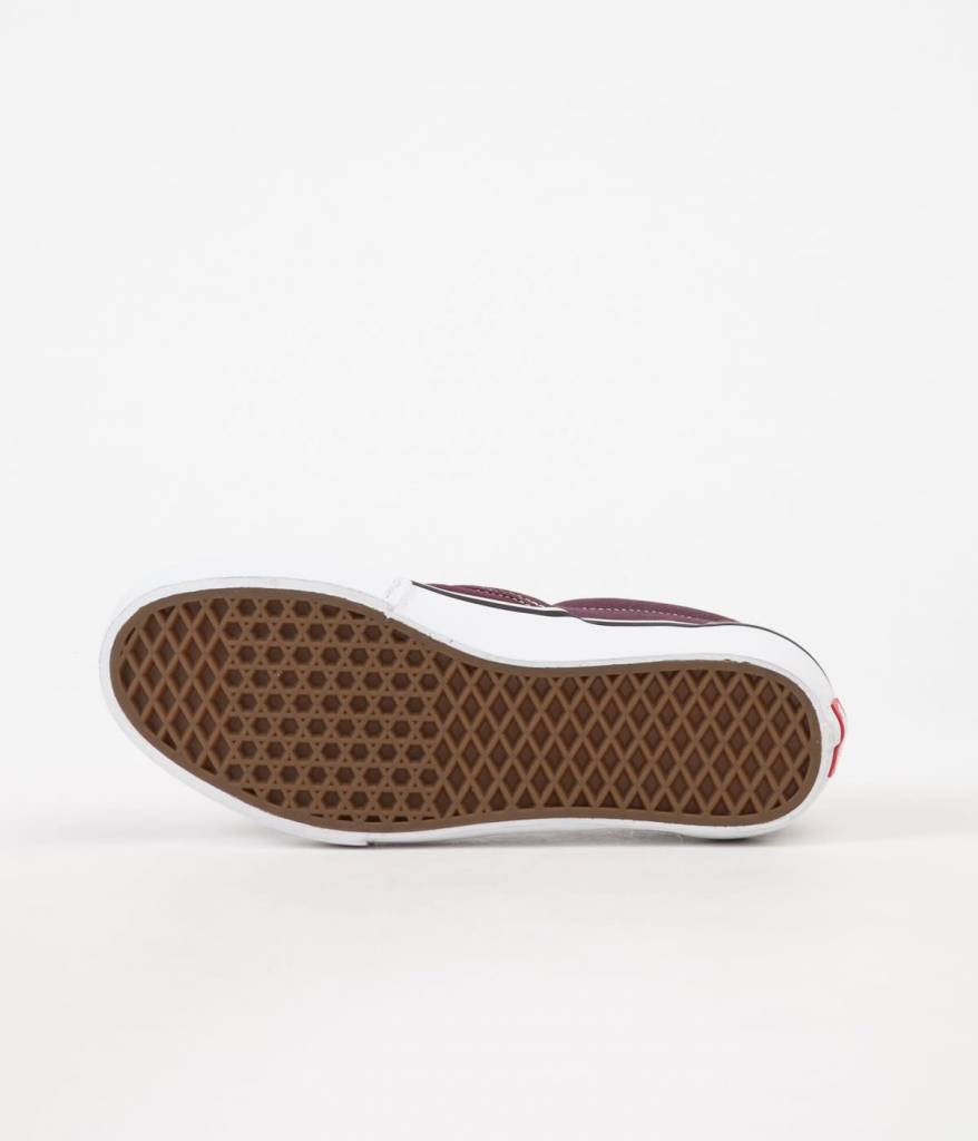 Vans Vans Slip-On Pro Raisin/White Shoes