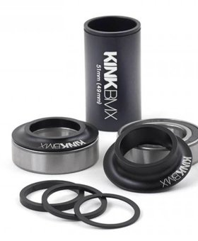 Kink Kink Bottom Bracket 24mm Mid Kit Black