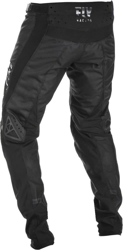 Fly Racing 2019 Fly Racing Kinetic Shield Youth Black Pants