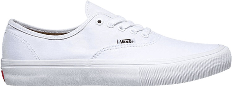 Vans Vans Authentic Pro True White Shoes