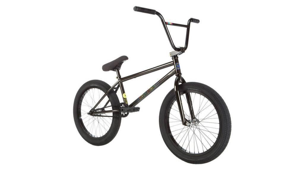 """Fit 2019 Fit Mac Man Pac Black Bike 20.25"""""""