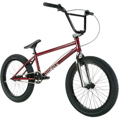 Fit 2019 Fit Trail Trans Red Bike 21""