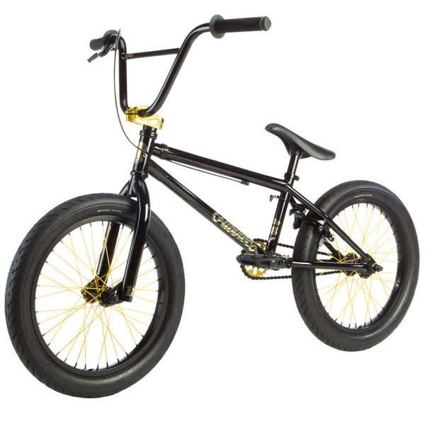 """Fit 2019 Fit 18"""" Black Bike 18"""""""