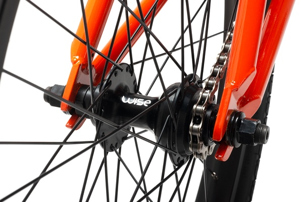 "DK 2019 DK General Lee 22"" Orange Bike"