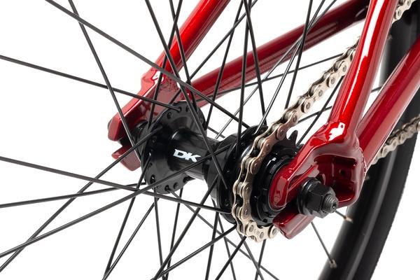 """DK 2019 DK Sprinter Micro 18"""" Red Bike"""