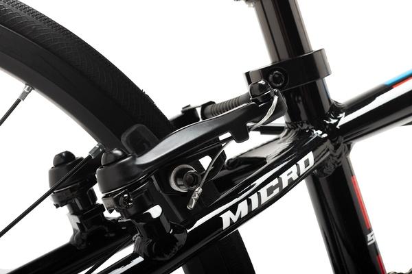 """DK 2019 DK Swift Micro 18"""" Black Bike"""