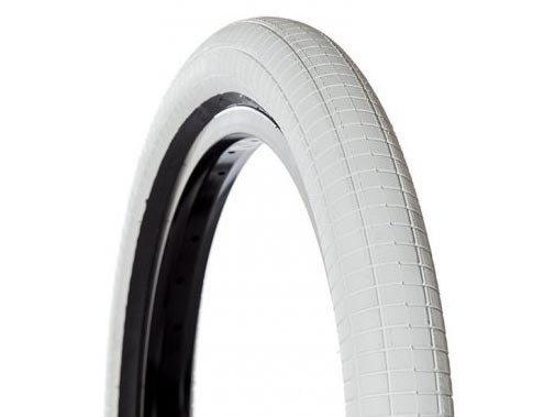 """Demolition Demolition Hammerhead White Street Tire 20x2.4"""""""