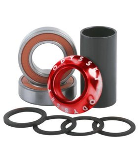 Odyssey Odyssey Mid 19mm Red Bottom Bracket