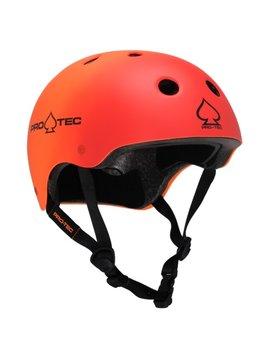 Pro-Tec * Pro-tec Classic (Certified) Red/Orange Frade Helmet Xlarge
