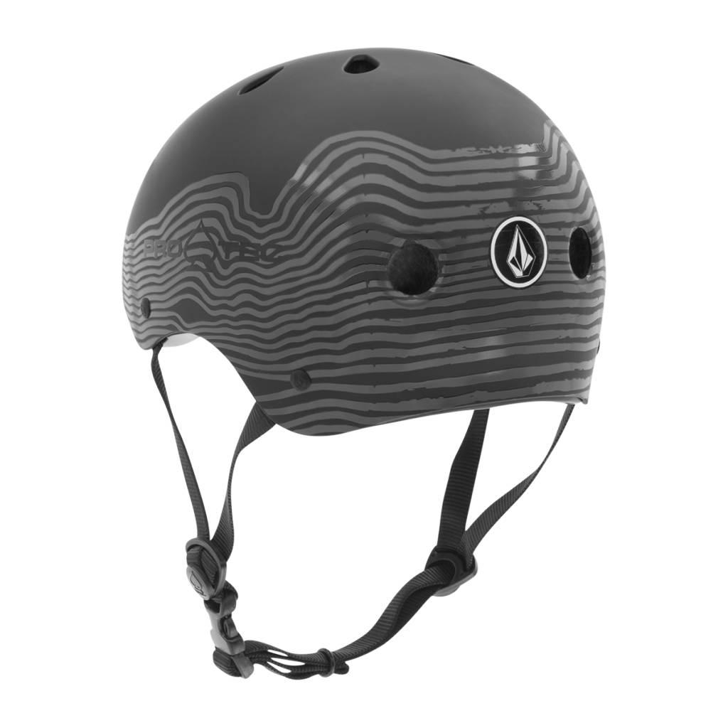 Pro-Tec Pro-tec Classic (Certified) Volcom Mag Vibes Helmet