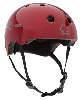 Pro-Tec Pro-tec Classic (Certified) Red Metal Flake