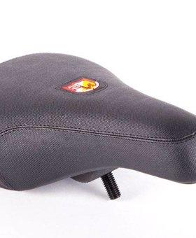 """S&M S&M Fat """"Shield"""" Black Pivotal Seat"""