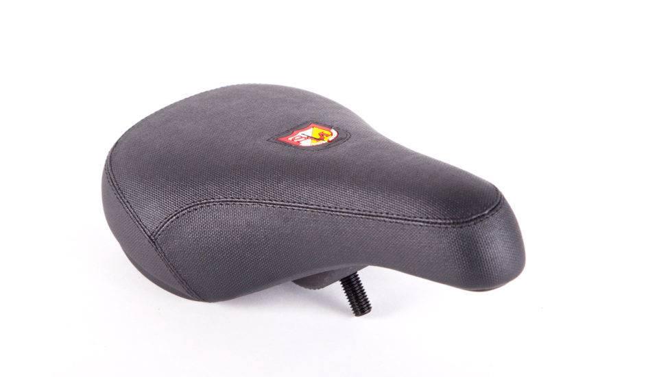 """S&M S&M Fat """"Shield Piv"""" Black Pivotal Seat"""