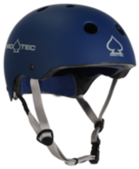 Pro-Tec Pro-tec Classic (Certified) Matte Blue Helmet