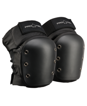 Pro-Tec Pro-tec Street Knee Black Pad Set