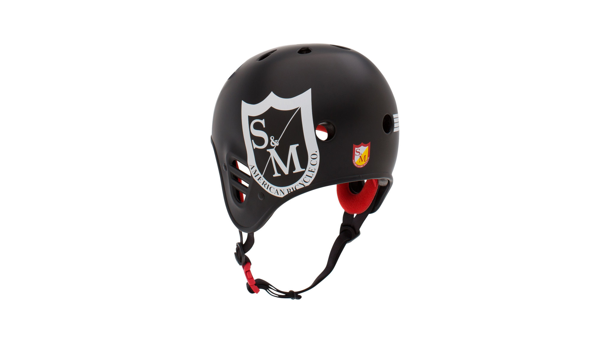 Pro-Tec S&M Fullcut (Certified) Matte Black Helmet