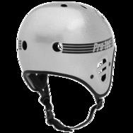 Pro-Tec Pro-tec Fullcut (Certified) Silver Flake Helmet