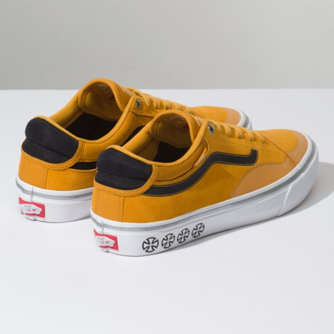 Vans Vans TNT Advanced Prototype Independent Sunflower Shoes