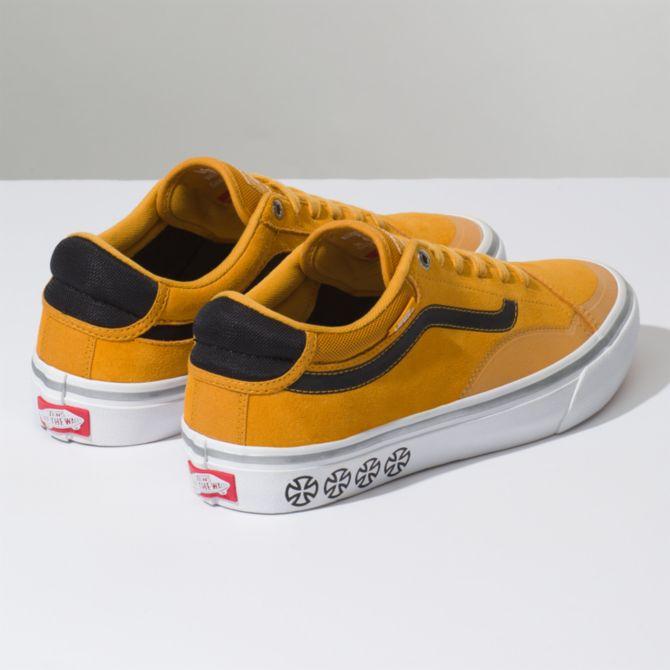 Vans Vans TNT Advanced Prototype Independent Sunflower Shoes
