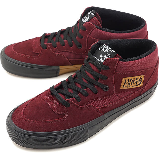 Vans Vans Half Cab Pro Royale/Black Shoes
