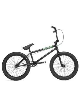 "Kink 2020 Kink Curb 20"" Matte Black Bike"