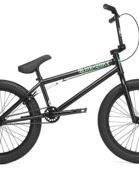 "Kink 2020 Kink Curb 20"" Matte Black Bike"